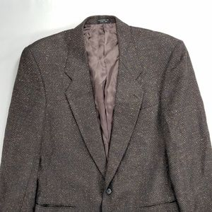 Abriani Italy Wool Silk Blend 2Button Sports Coat